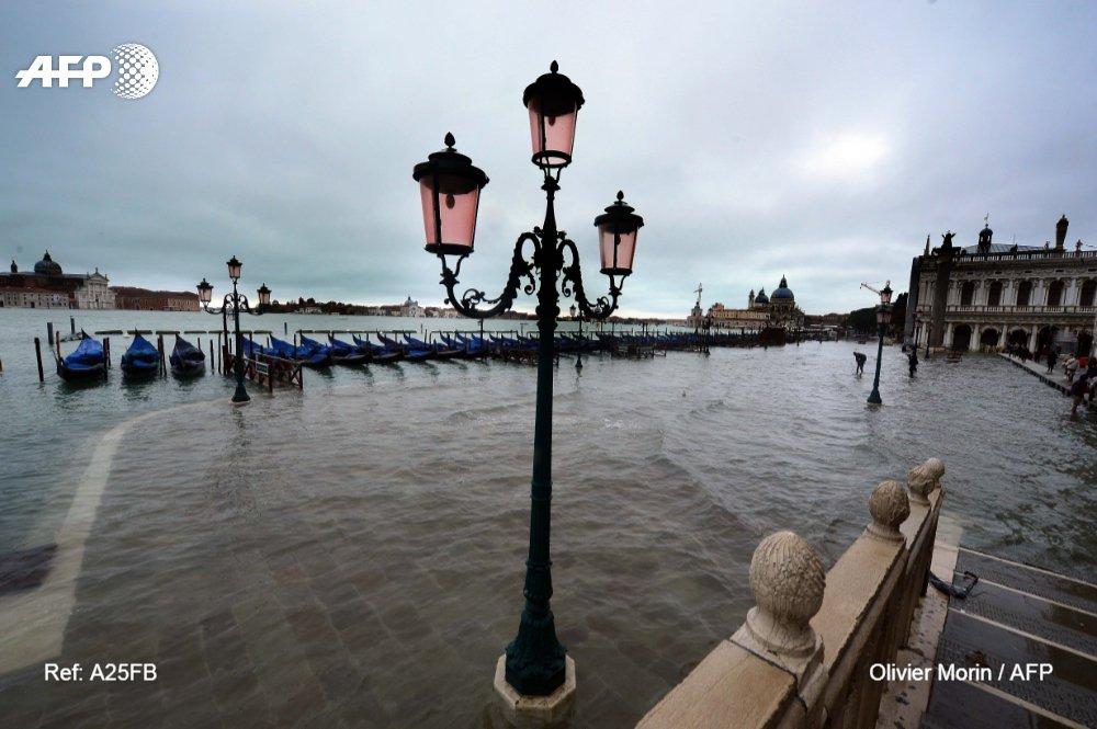 Venise, la basilique patriarcale d'Aquilée, Tyr ou encore Ephèse: ces sites autour de la Méditerranée, classés au patrimoine mondial de l'Unesco, sont menacés par la montée de la mer, selon une étude de deux universités  https://t.co/oekTpV04NV #AFP