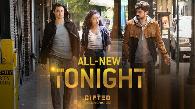 Make sure to catch our @seanjteale in the next thrilling instalment of @TheGiftedonFOX tonight at 8.00pm on @FOXTV #outMatched #TheGifted