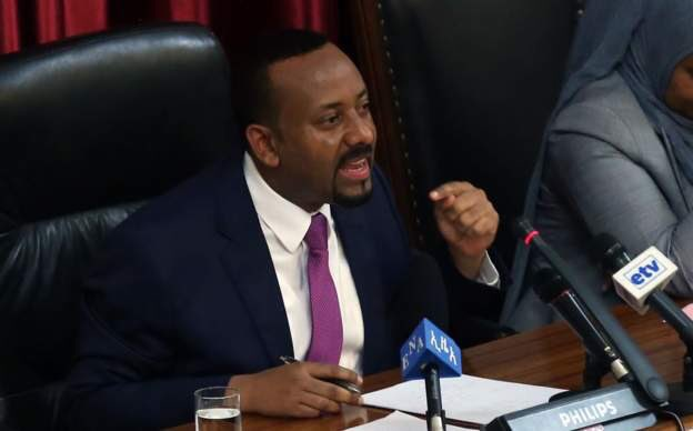 Ethiopia's Prime Minister Abiy Ahmed has today appointed a Cabinet made up of 50 per cent women. An historic precedent and a lesson for the world in terms of gender equality and women's empowerment! #AUEU #HeForShe  @europeaid @EU_Commission @EUinEthiopia #Ethiopia