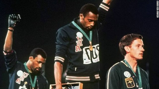 It's been 50 years since #JohnCarlos &  rai#TommieSmithsed gloved fists during the national anthem. What's changed? By : @lempika7https://t.co/ux1lzMt8Jv