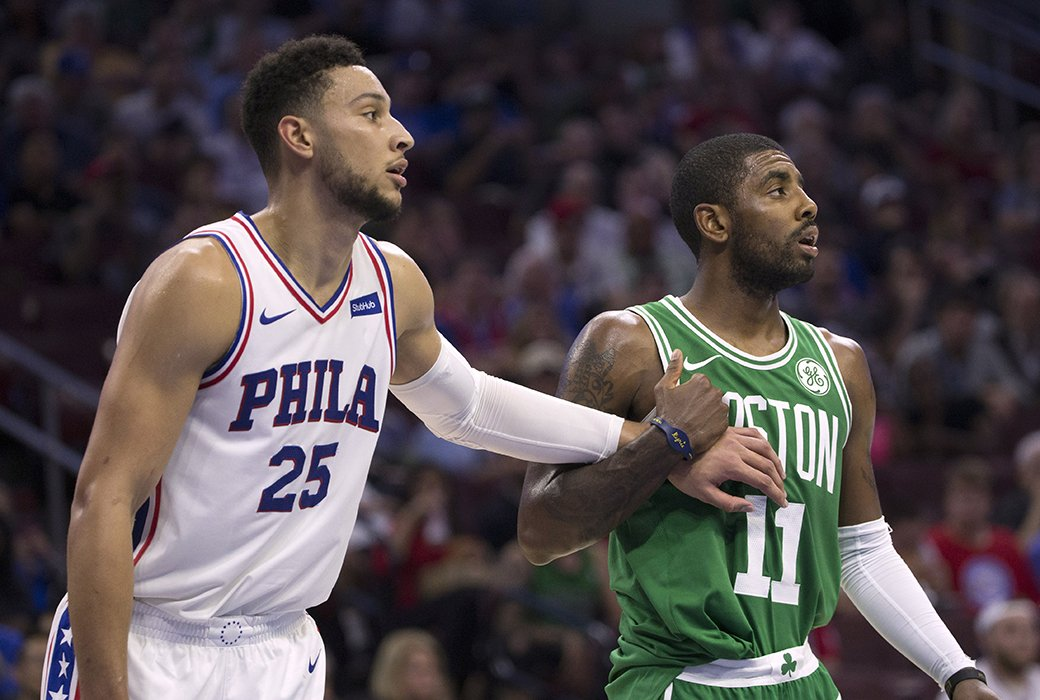 The Celtics and Sixers tip off the 2018-19 season tonight, marking another chapter in an epic rivalry: https://t.co/AKV6souYv4