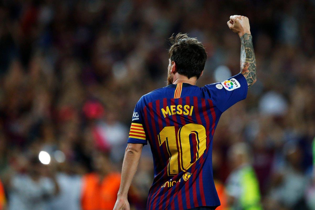 Footy Accumulators's photo on Messi