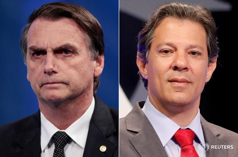 Haddad chama Bolsonaro ao debate e ex-capitão responde que 'quem conversa com poste é bêbado' https://t.co/tKJXwtj0kX