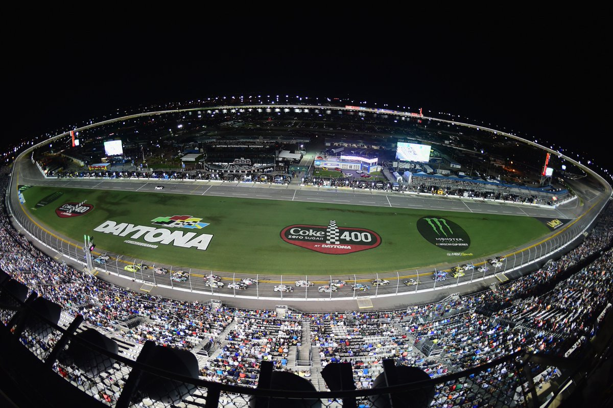 We are one week away from the #CokeZeroSugar400 renewal deadline! Don't forget to renew your tickets today!