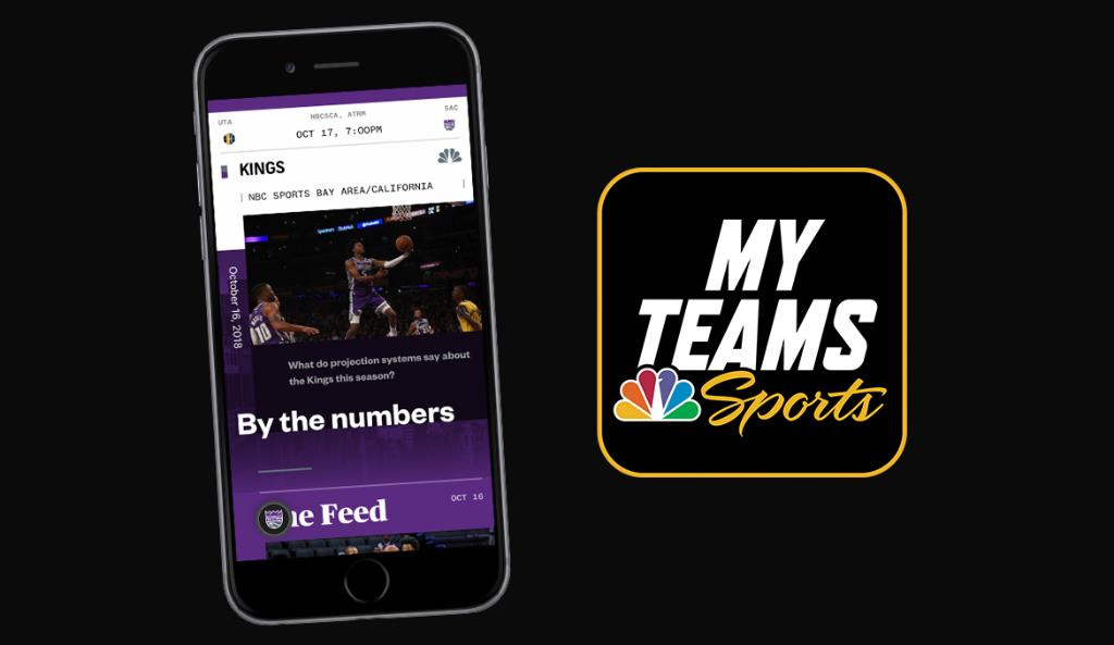 Download the new #MyTeams by @NBCSports app and stream Kings games all season!  �� https://t.co/8reOOLI1wu https://t.co/uFdgV5wCL7