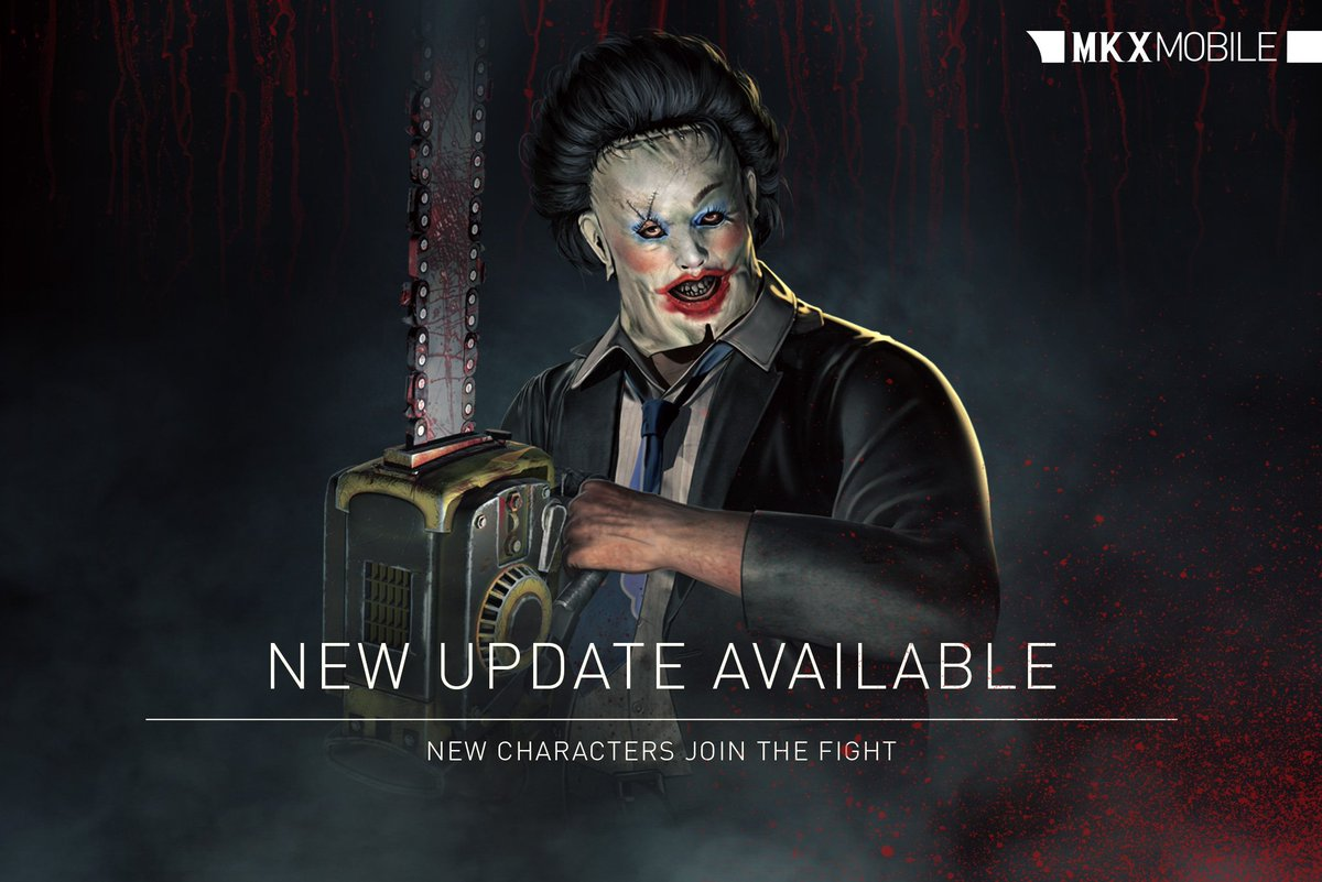 🕷The #MKXMobile #Halloween update has arrived! - New brutal Halloween and Day of the Dead characters! - New limited-time only Halloween Packs! - New Equipment including Shang Tsung's Stone and Rusty Chainsaw! UPDATE NOW! go.wbgames.com/PlayMKXMobile