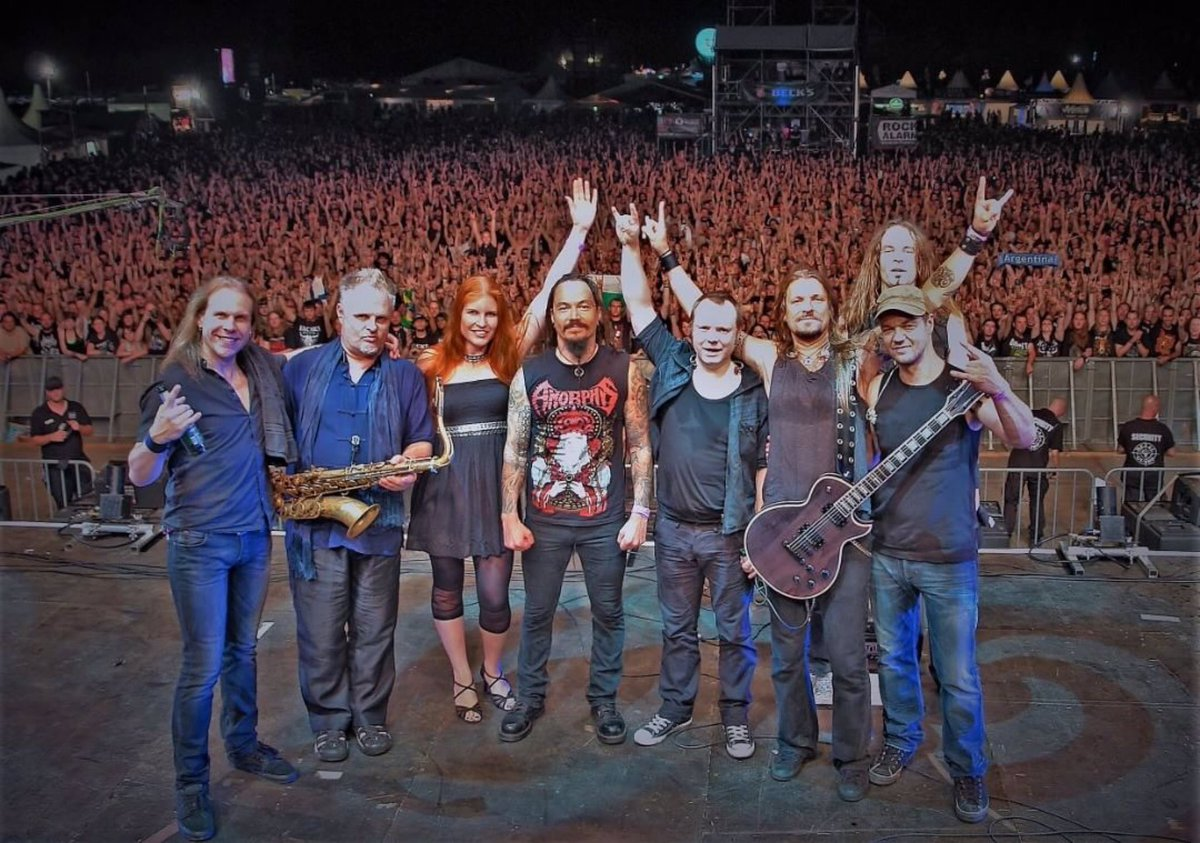 Throwback to 2013, a special show at @Wacken 🇩🇪 Who was there? #amorphis #wackenopenair 📷 Timo Isoaho https://t.co/E6M7HpixOc