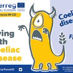 #Coeliac disease occurs in 1 of 100 people in Europe and it is more frequent in women. Family members of patients are more often affected than the general population. More: https://t.co/vjMRwt8q5c #healthcare #health #InterregCE #Interreg #glutenfree