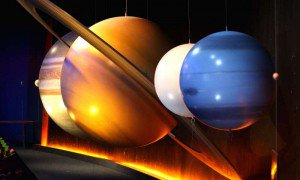 This Thursday, the five brightest planets in our solar system will align in the night sky: https://t.co/NhlZq9pd2S