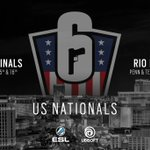 Image for the Tweet beginning: The Rainbow Six US Nationals