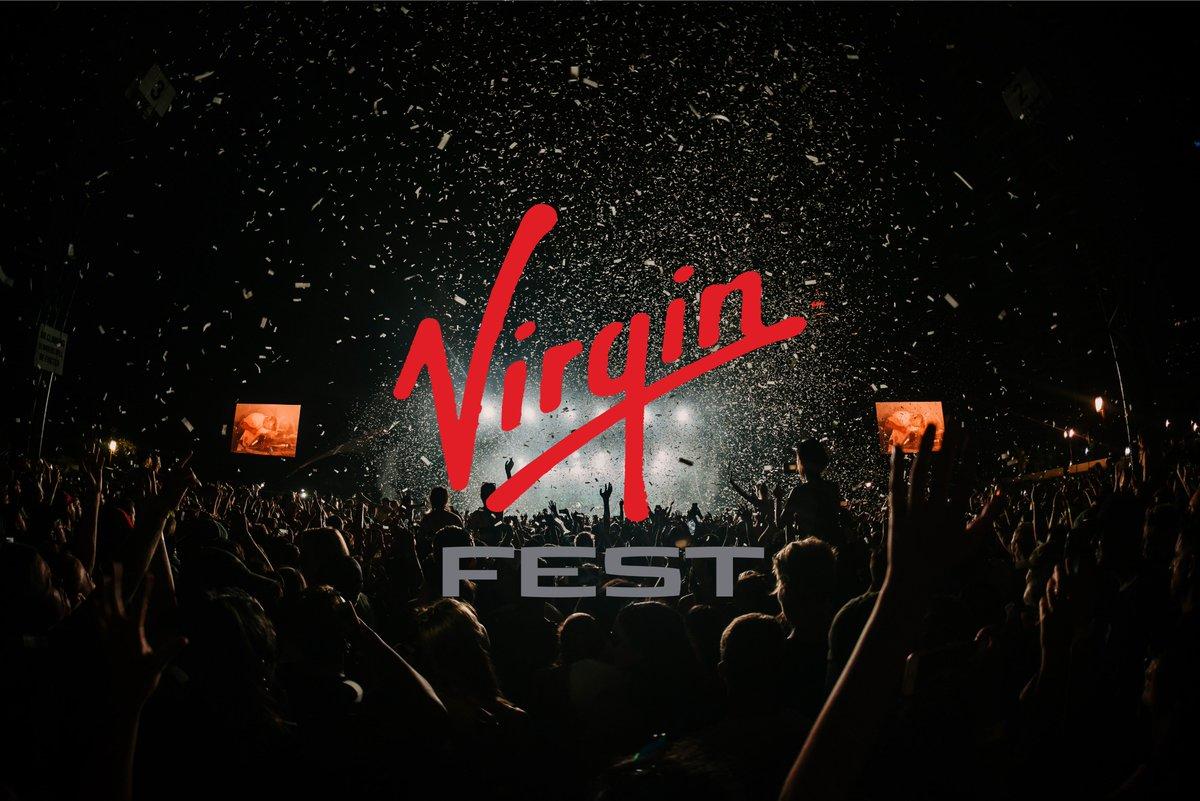 Virgin Fest 2021 lineup