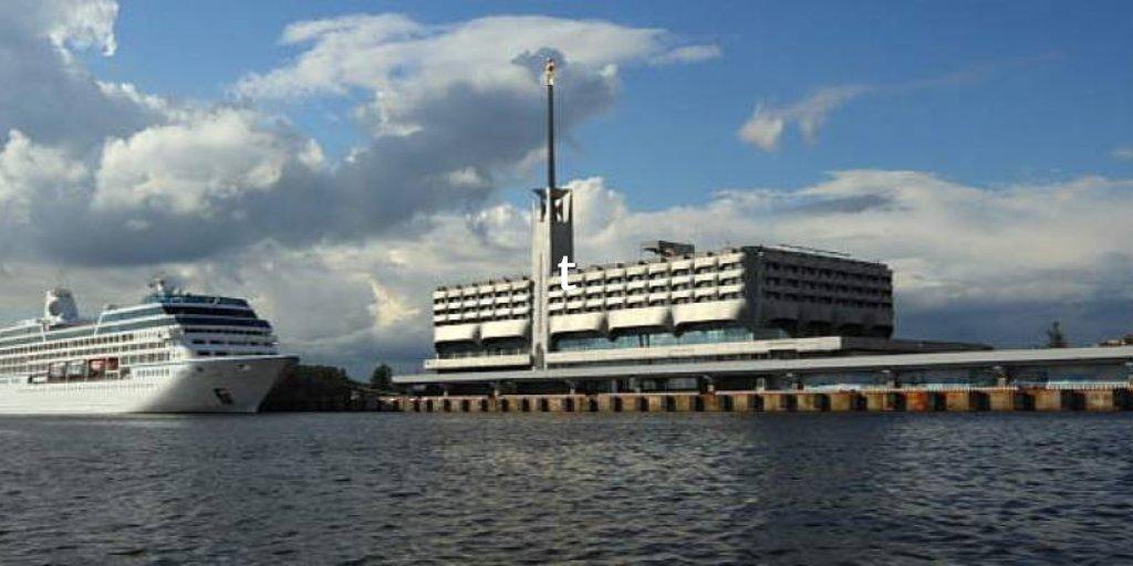 фото морского вокзала в санкт-петербурге условия