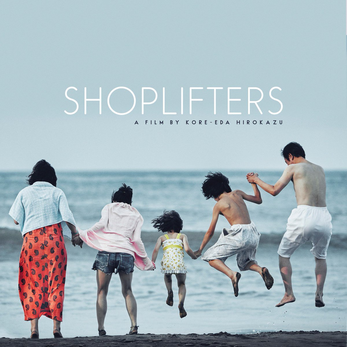 "Exclusive trailer premiere for Hirokazu Kore-eda's Cannes Palme d'Or winning masterpiece @ShopliftersFilm. ""THE WORK OF A MASTER IN FULL COMMAND OF HIS ART."" LA Times ""A MASTERPIECE"" Wall Street Journal ""SUPERB"" New York Times"