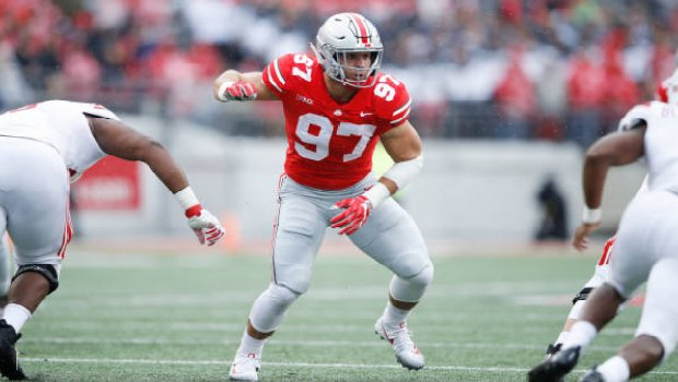Bosa leaving Ohio State to prep for NFL Draft. MORE: https://t.co/09pI64b6o6