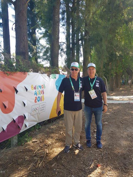 Felicidades al #TeamAtos que de la mano de Eduardo Eyharchet, Venue Technology Manager,...