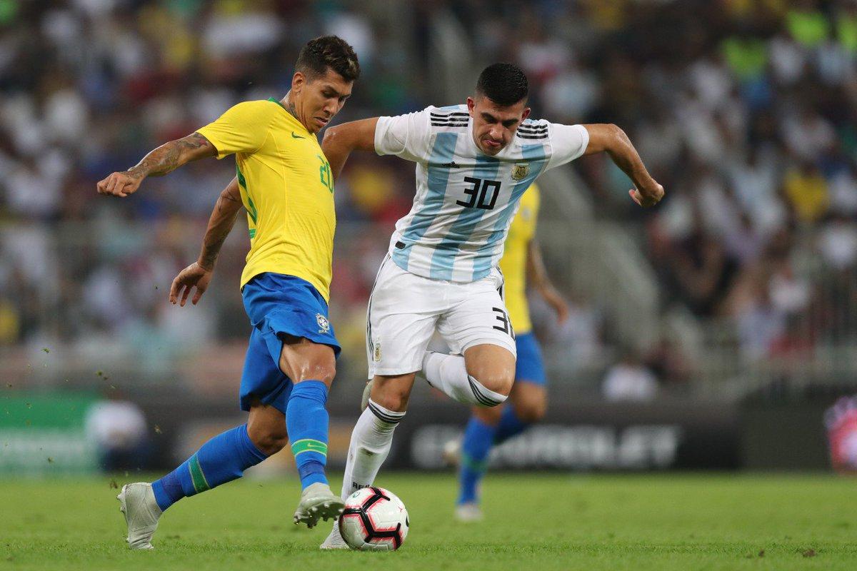 Бразилия - Аргентина 1:0. Шоу не получилось - изображение 1