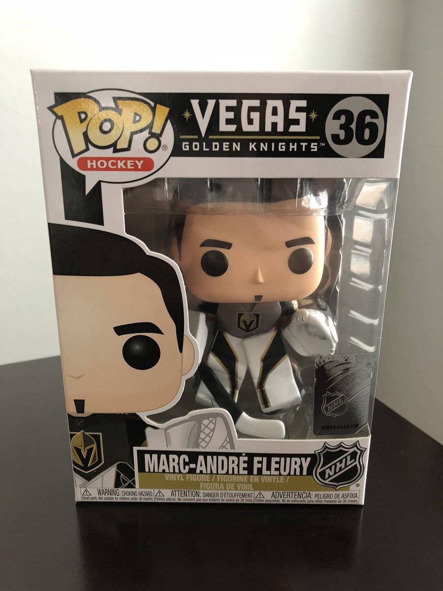 Funko Pop William Karlsson Brand New Vinyl Toy Figure Vegas NHL Hockey