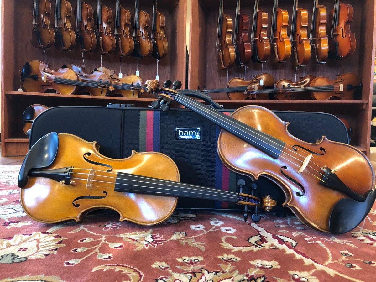 DZ Strad Violin Shop on Twitter: