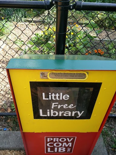 Little Free Library World Map.Friendsofrochambeau On Twitter We Worked With Providence Parks And