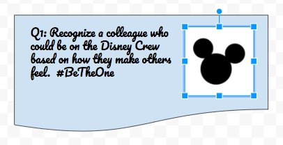 #BeTheOne Welcome to 'Twitter Chats, chat!