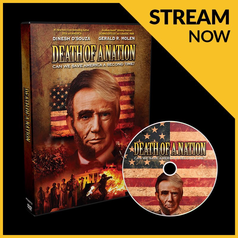 Yes, now. Streaming on iTunes, Amazon, Google Play and all platforms #DeathofaNation
