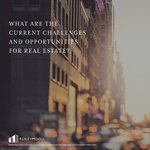 What are the Current Challenges and Opportunities for Real Estate? Read the full article here - https://t.co/KY0HDRucH0