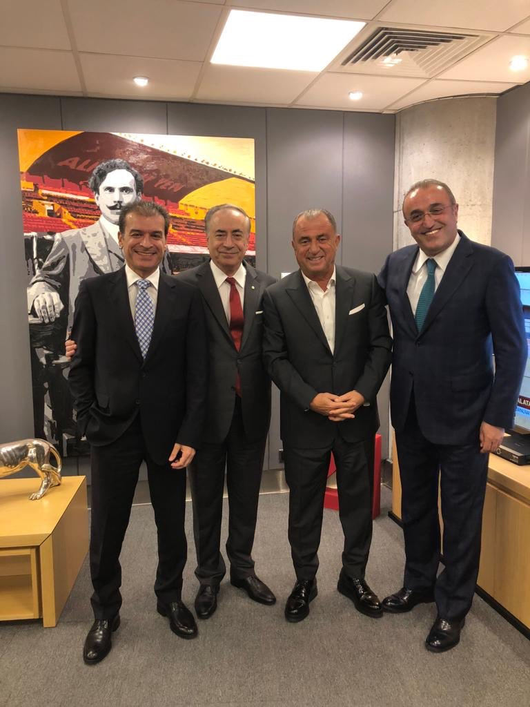 Galatasaray and Fatih Terim agreed to extend partnership through 2021!