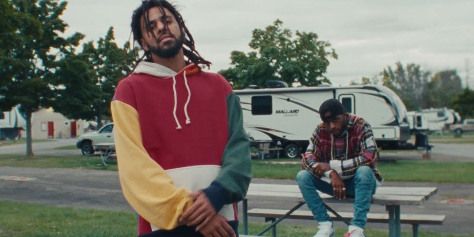.@6LACK & @JColeNC Join Forces in 'Pretty Little Fears' Visual -- goo.gl/RZytVC