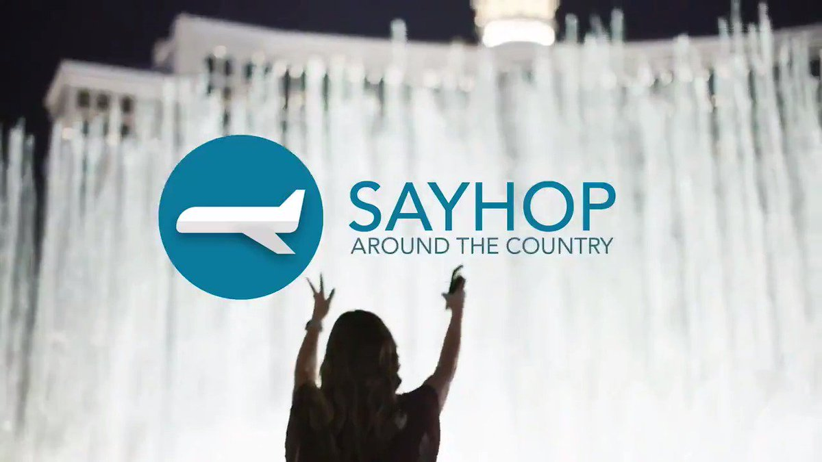 Join me in exploring the coolest parts of my favorite cities for #TravelTuesday SayHop Around the Country ep. 1: ATLANTA