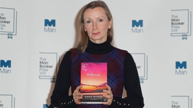 Belfast writer Anna Burns has become the first author from Northern Ireland to win the @ManBookerPrize https://t.co/jruZ1SUyUS