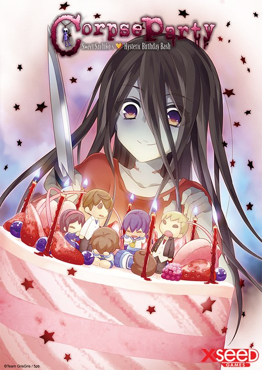 Xseed Games On Twitter Corpse Party Sweet Sachiko S Hysteric