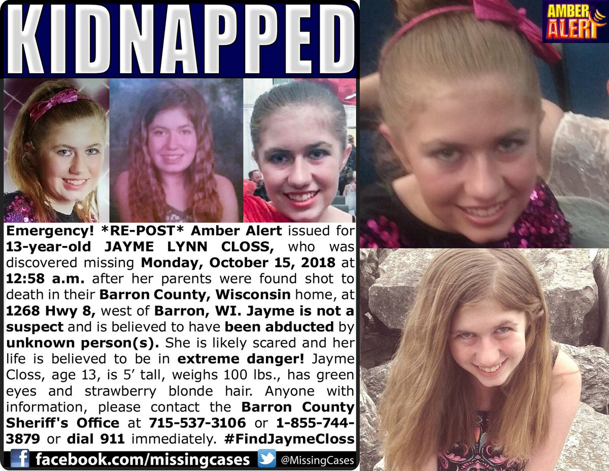 jayme closs updates