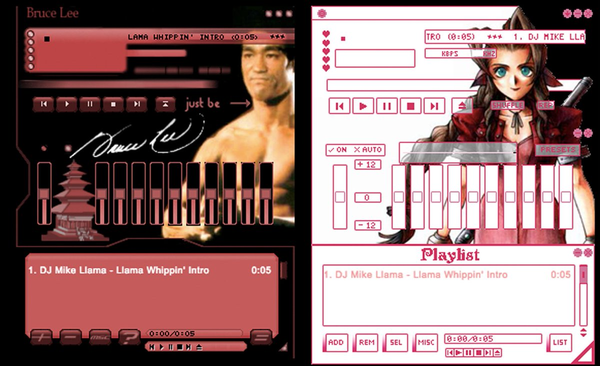 Winamp is relaunching, and it better have skins, that's all we gotta say https://t.co/C4Fn1GoK1D