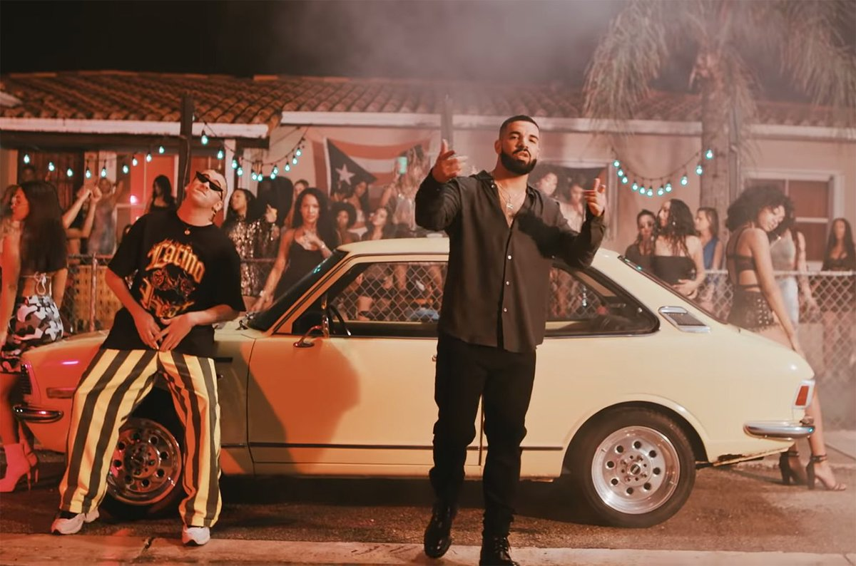 Bad Bunny sets personal YouTube record with Drake-assisted &quot;Mia&quot; video  https:// blbrd.cm/u1a7lV  &nbsp;  <br>http://pic.twitter.com/SFTF5grz8Q