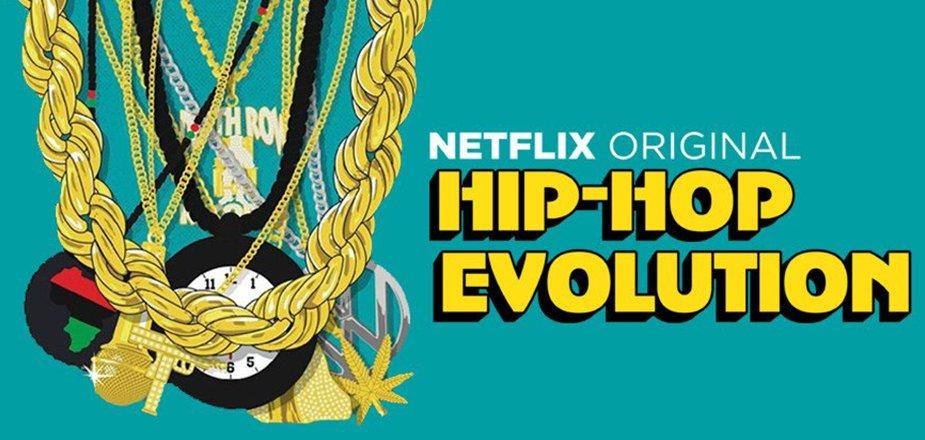 Risultati immagini per hip hop evolution 3