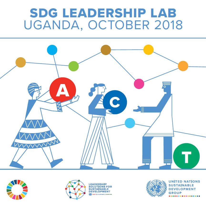 Our #SDG Leadership Lab launched with @UNUganda! To transform next generation @UN Country Team capabilities through systems and #futures thinking for #SDGs. Follow @Leaders4SDGs to learn more!