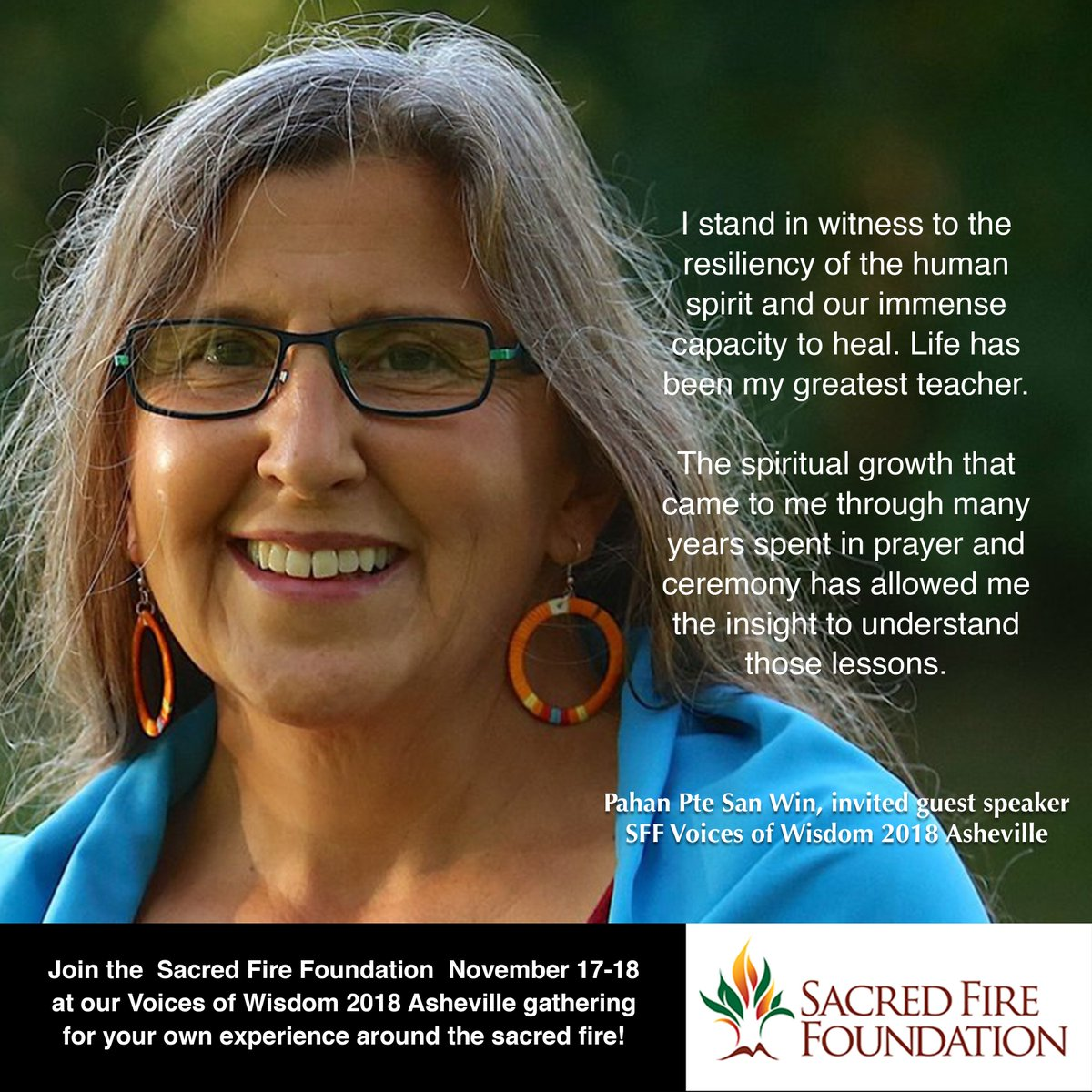 SacredFireFund photo