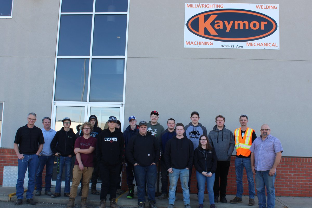 Grande Prairie Hyundai >> Careers The Next Generation On Twitter Over A Dozen Students From