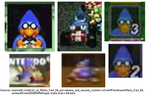 Supper Mario Broth On Twitter The Beta Version Of Mario Kart 64