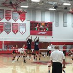 Image for the Tweet beginning: Shelby wins 3rd game 25-12
