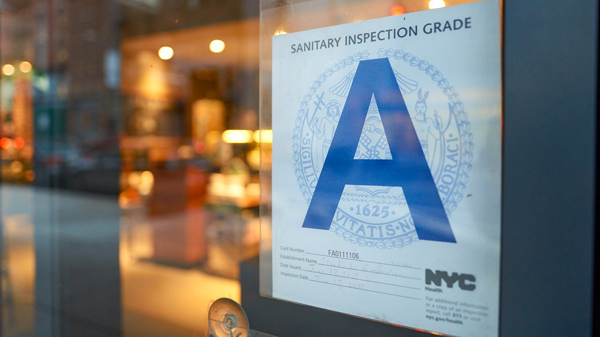Letter grades at NYC eating establishments encourage restaurants to create the best possible experience for their customers and allow the City to take action when unsafe or unsanitary conditions are not corrected.  More from NYC Data at Work: https://t.co/knxny5weVG #NYCOpenData