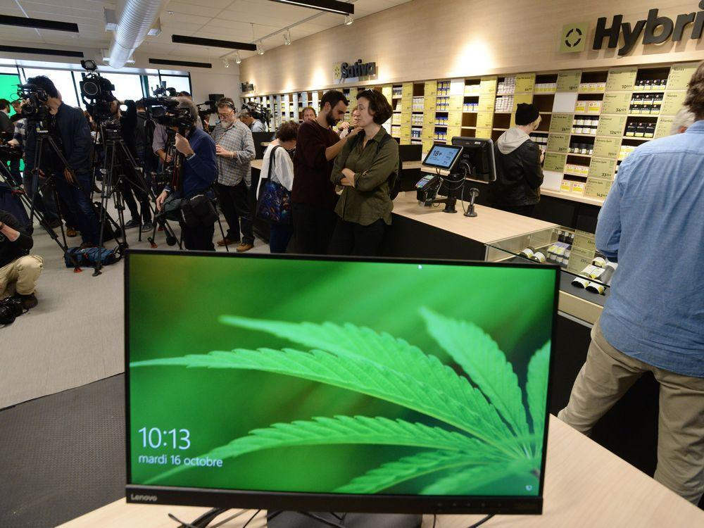 Quebec government-run cannabis stores opt for control over customer experience https://t.co/5MWjoNS4eD
