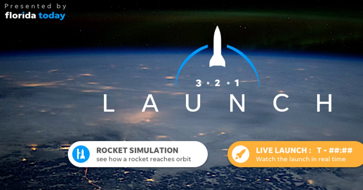 Download 321 LAUNCH app for a one-of-its-kind launch experience https://t.co/qlCQwJ10Mo