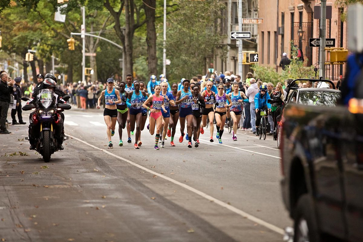 Have you ever wanted to have lunch with an Olympian? Or see the #TCSNYCMarathon from the vantage point of the lead truck? Nows your chance! Bidding is open through our annual silent auction, all proceeds benefit NYRRs youth and community programs. bit.ly/2pXnfxW