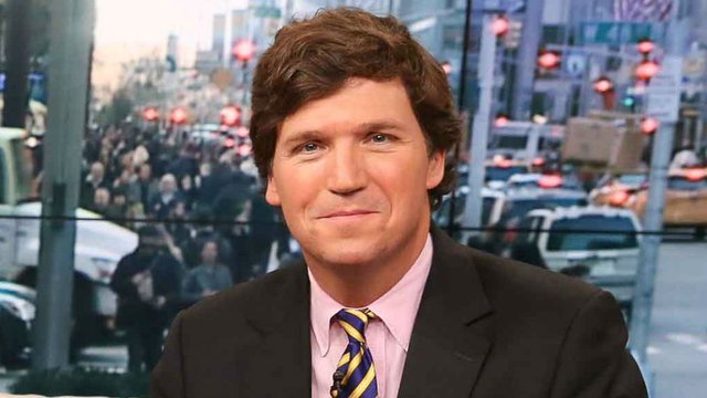 Tucker Carlson: I 'can't really' go to restaurants anymore because I get yelled at https://t.co/eZELVif2qu https://t.co/ITUUh06bQJ