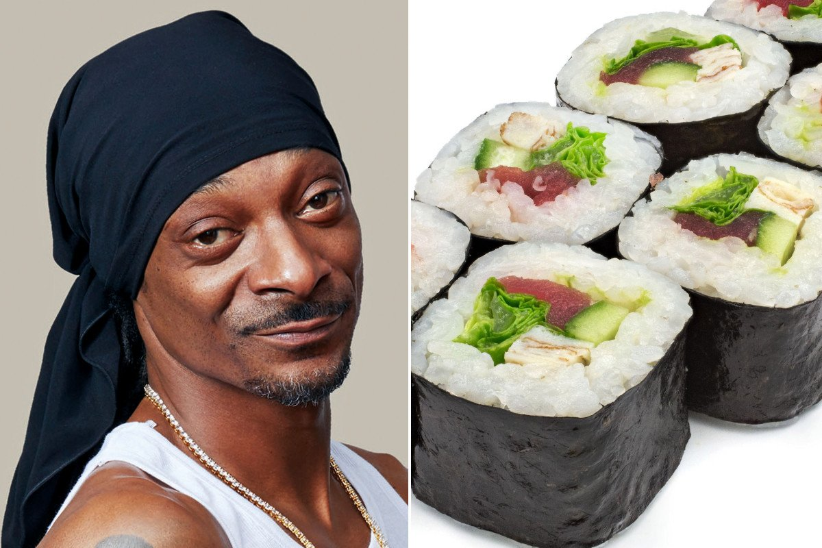 How Snoop Dogg's joint-rolling skills made him a sushi master https://t.co/LWz2jZt5Jd