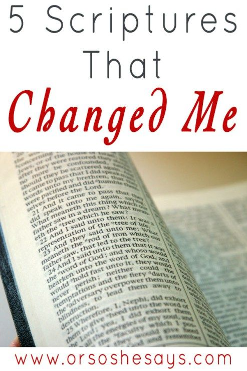 #5 #Changed #LIGHTtheWORLD #Me #Scriptures #That #Wwworsoshesayscom Please RT: https://t.co/zFMHMh7FZA https://t.co/30VJkKvO5L