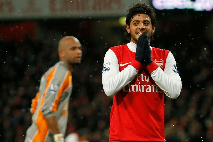 fbe53fe8a former arsenal striker carlos vela responds to claims he propositioned  transsexual model in flirty texts