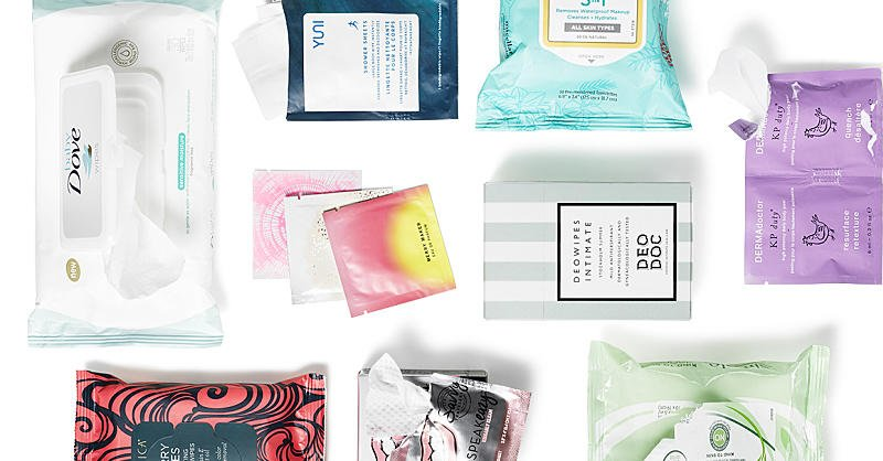 These Face and Body Wipes Are a Lazy Girl's BFF https://t.co/5iB9SSUBrZ