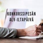 Image for the Tweet beginning: Konkurssipesänhoitaja, vielä ehdit ilmoittautua ensi
